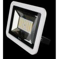 Ultra Thin Outdoor LED Flood Light White 4500-4800 Lumens