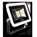 Ultra Thin Outdoor LED Flood Light White 1200-1300 Lumens