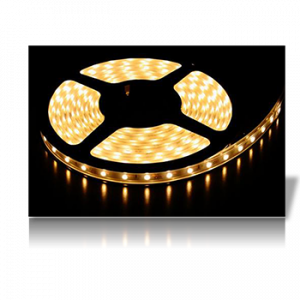Indoor IP20 LED Strip Lights Warm White