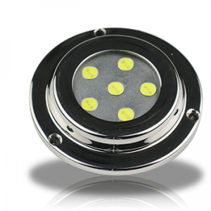 LED Underwater Boat Fixture 6 Watts - $38.00