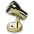 Elegant Wall Mount LED Light 33GW Brass
