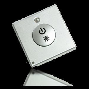 FCC RF Dimmer Transmitter - 1 Zone Keychain