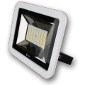 Ultra Thin Outdoor LED Flood Light White 4500-4800 Lumens