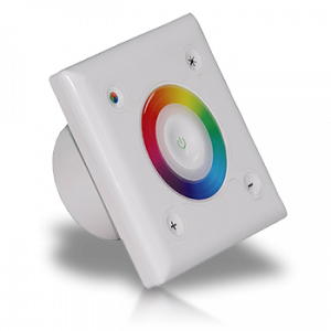 Indoor IP20 RGB Wall Mount Controller