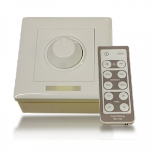 Indoor IP20 Single Color Wall Mount Controller