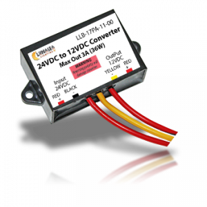 3 Amp Waterproof Converter