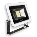 Ultra Thin Outdoor LED Flood Light White 1200-1300 Lumens