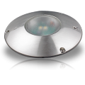 "Surface Mount 6.75"" Brushed Nickel COB LED Light"