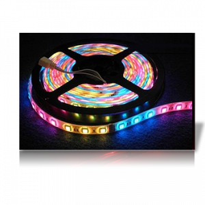 Waterproof IP68 LED Strip Lights Red / Green / Blue