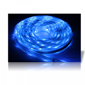 Waterproof IP68 LED Strip Lights Blue