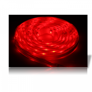 Waterproof IP68 LED Strip Lights Red