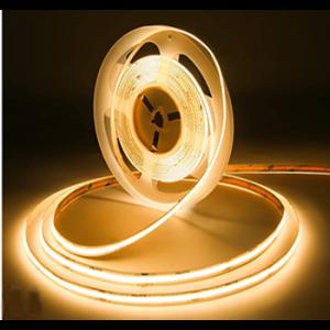 Waterproof IP68 COB LED Strip Lights White
