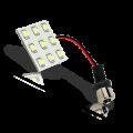 Bayonet BA15D 9 LED Light Bulb