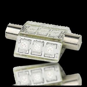 Barrel Festoon 9 LED Light Bulb - 43mm