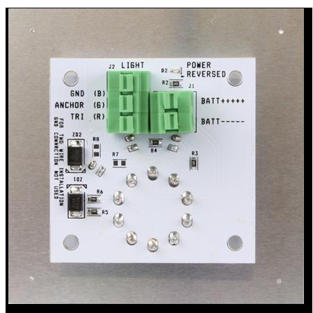 Tri Anchor Flash Fixture Switch Lunasea Lighting