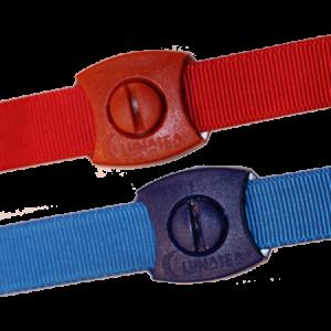 Locking Child Wrist Strap & Velcro Strap for Pets